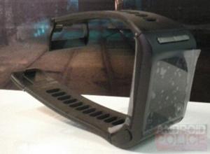 Photos leak of Google's prototype smartwatch, built by Motorola