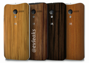 Report: Moto X to drop $100, add wood-grain backs next quarter