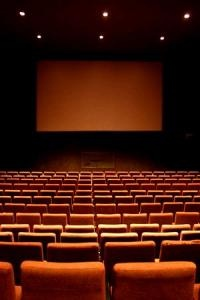 Man shot for being loud in movie theater