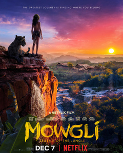 Netflix reveals Mowgli release date and new Pacific Rim and Altered Carbon anime