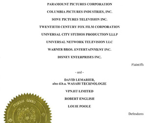 The MPAA was responsible for the shut down of YIFY/YTS