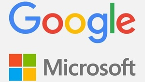 Microsoft and Google agree to stop fighting