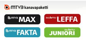 MTV3: Maksu-tv-paketin suosio yllättänyt