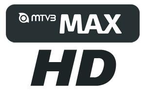 MTV3 MAX HD tuo teräväpiirtoa kaapeliin maaliskuussa