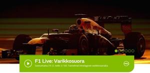 Katsojat raivoissaan - MTV mokasi Formula-lähetykset