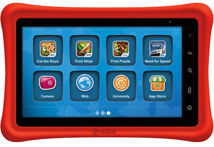 Toys R Us launches kids tablet called Nabi