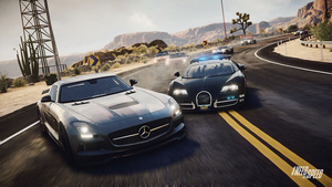 Need for Speed Rivals is a PS4 launch title