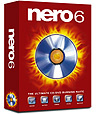 Nero Burning ROM päivitetty versioon 6.3.1.25