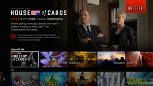 Netflix adds HRD support for Windows 10 users