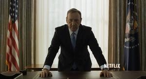 Netflixin House of Cards jatkuu helmikuussa - katso traileri