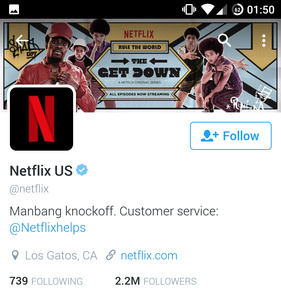 Netflix responds to North Korea's streaming 'competitor'