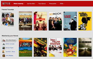 Netflix users can now link their accounts to Facebook