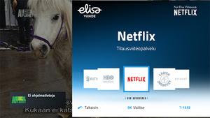 Netflix yhteistyöhön Elisa Viihteen kanssa