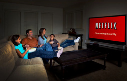 Netflix streaming headed to UK, Ireland