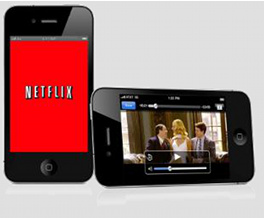 Netflix releases iPhone app