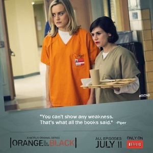 Netflixin uusi sarja starttaa huomenna