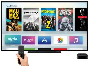 Applella on jo uusi suunnitelma television uudistamiseksi