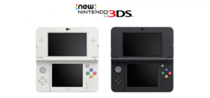 Nintendo unveils two updates to 3DS line, the 'new' 3DS and 'new' 3DS LL