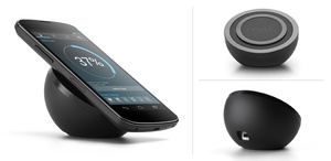 Google finally unveils Nexus 4 wireless charging accessory