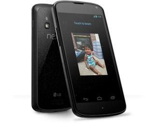 LG Nexus 4 unveiled, priced starting at $299