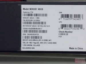 32GB Nexus 7 is here
