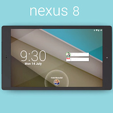 HTC confirmed as partner for new Nexus 9 Android reference tablet