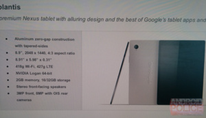 HTC building the next, and possibly last Nexus tablet?