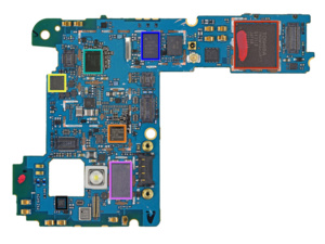 Nexus 4 teardown reveals mysterious LTE chip