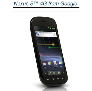 Nexus S owners getting Ice Cream Sandwich