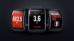 New Samsung Gear S gets Nike+ integration
