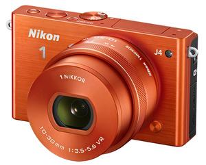 Nikon esitteli uudistetun peilittömän J4-minijärkkärin