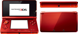 Nintendo expects 5 million 3DS handheld sales this year, in Japan