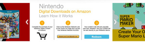 Nintendo Wii U and 3DS games now available for download via Amazon