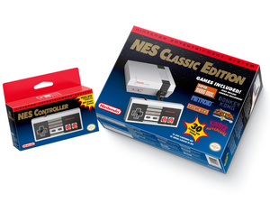 "Nintendo announces ""mini"" NES Classic Edition with 30 games built-in"
