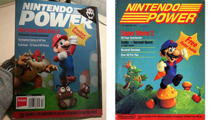 Nintendo Power publishes last issue