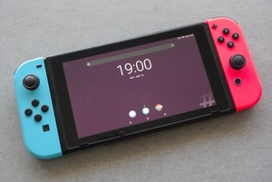 Android comes to Switch with unofficial ROM