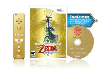 Nintendo makes special edition Zelda bundles official