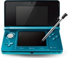 Brand new Nintendo 3DS already hacked to run R4 cards