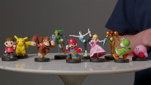 Nintendo's Amiibo line is a huge hit in the U.S.
