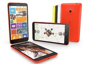 Nokia's massive 6-inch Lumia 1320 now on sale