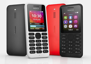 Microsoft unveils $25 Nokia 130 phone for Asia, Africa