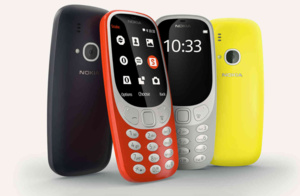 Here it is: New Nokia 3310