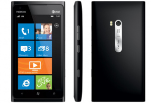 AT&T to sell Lumia 900 for $100