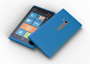 Lumia 900 has $209 worth of materials