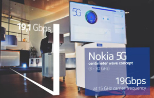 Nokia demos super-fast 5G in Korea