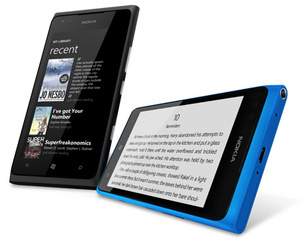 Nokia ebook service launches in Europe