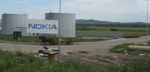 Nokia assets seized by Romanian tax authority