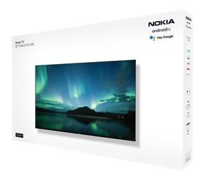 Nokia-älytelevisiot ja Streaming Box-mediatoistin saapuvat myyntiin Suomessa
