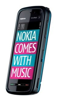 Nokia 5800 XpressMusic hits million shipped