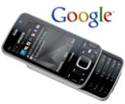 Google-haku Nokian puhelimiin